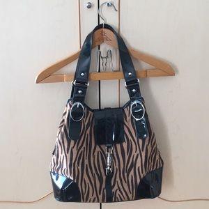 Animal Print Nine West Shoulder Bag